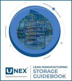 UNEX Lean Manufacturing Storage Guidebook