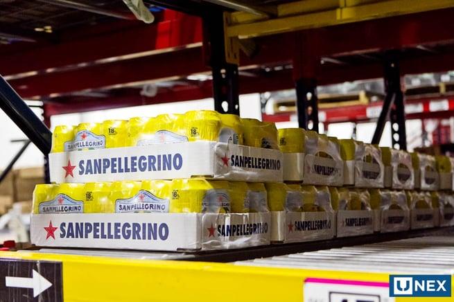 UNEX-Carton Flow-National Food Distributor