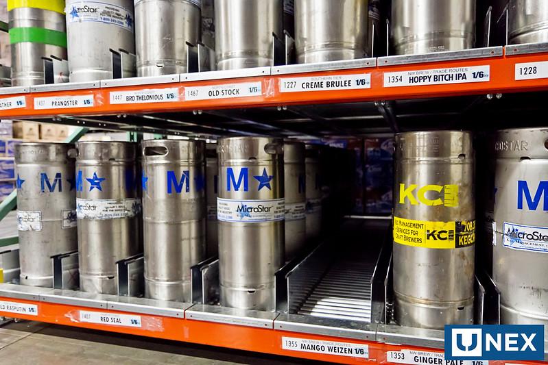UNEX-Keg Storage-Maletis