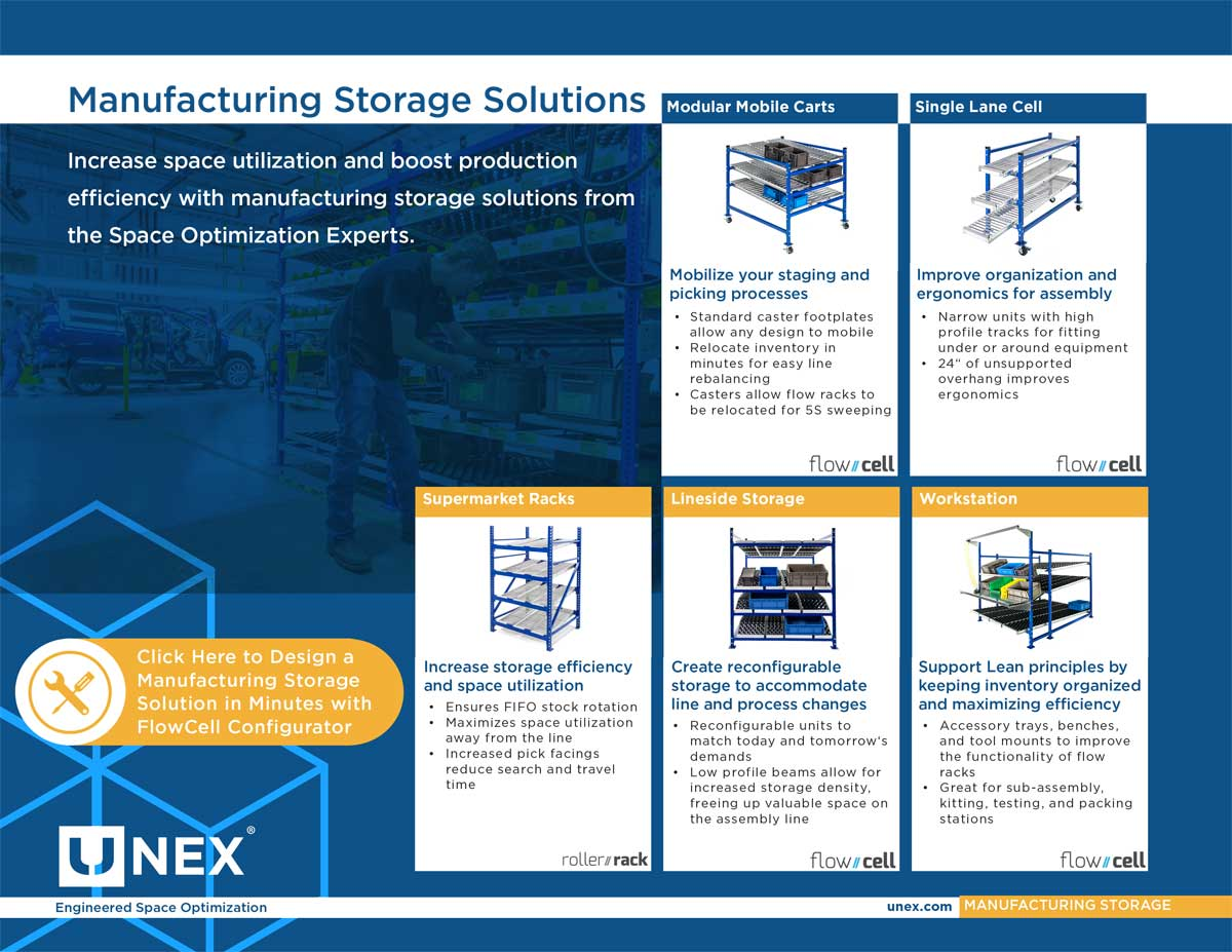 Manufacturing Storage Solutions